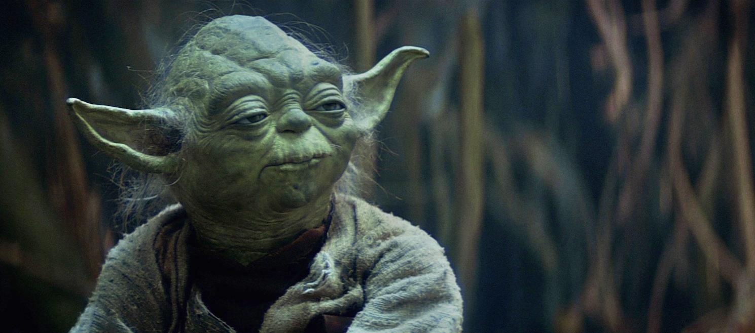 Star Wars - Maestro Yoda