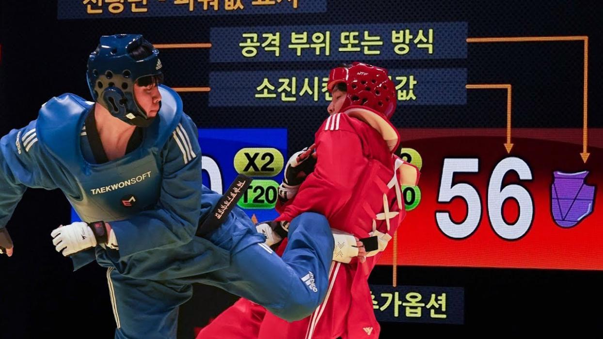 corea del sur taekwondo