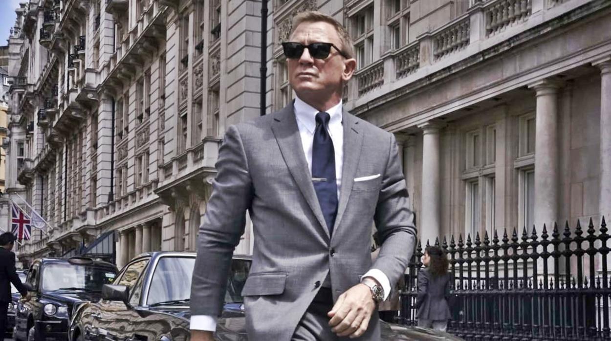 Sin tiempo para morir - James Bond