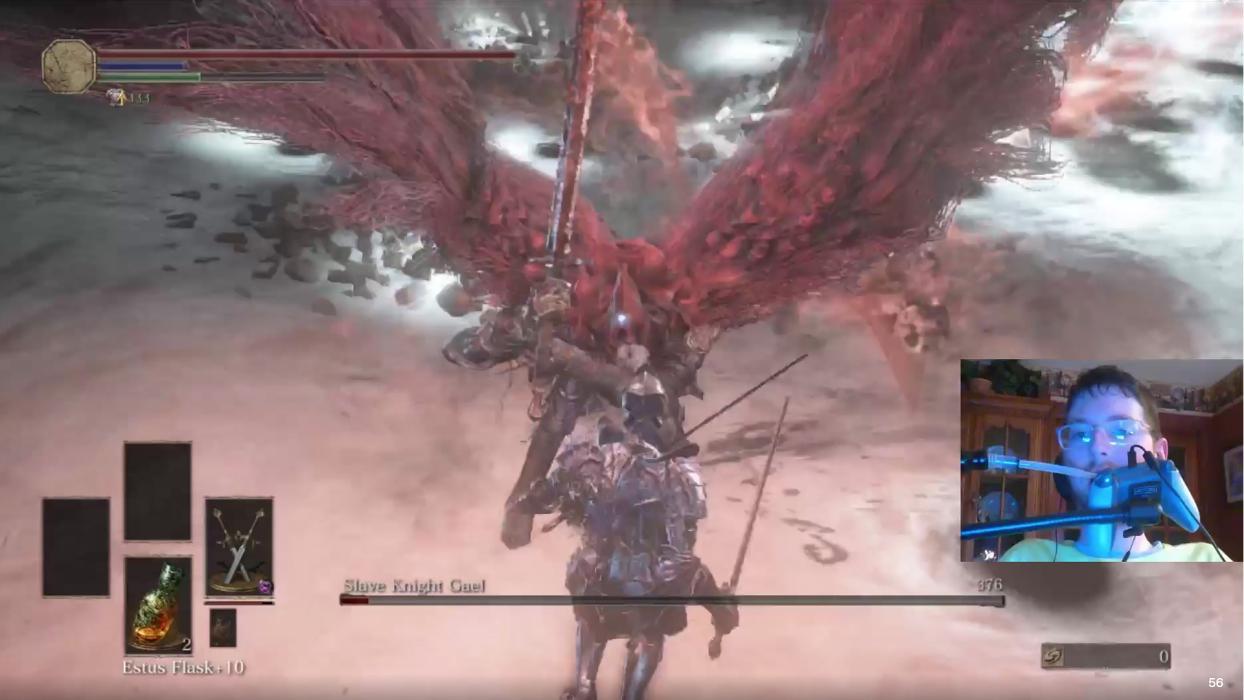 Dark Souls 3 jefes más difíciles