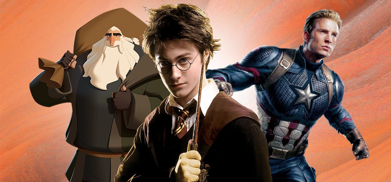 Mejores películas de streaming - Klaus, Harry Potter, Vengadores Endgame