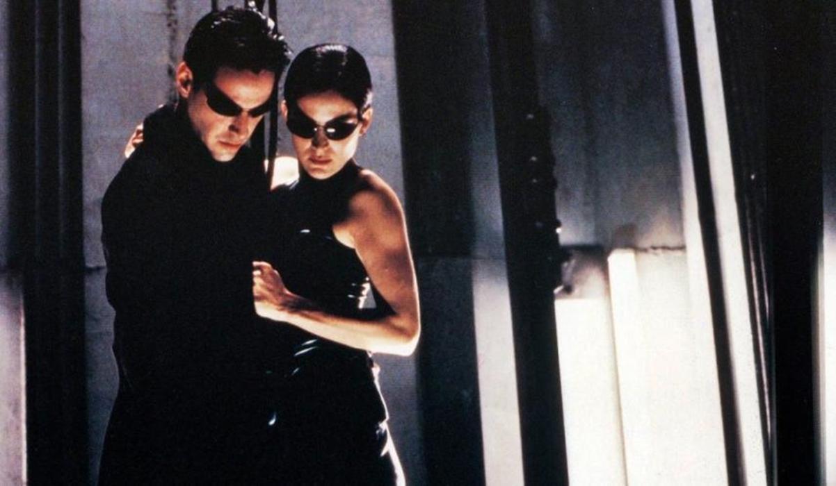 Neo y Trinity - Matrix