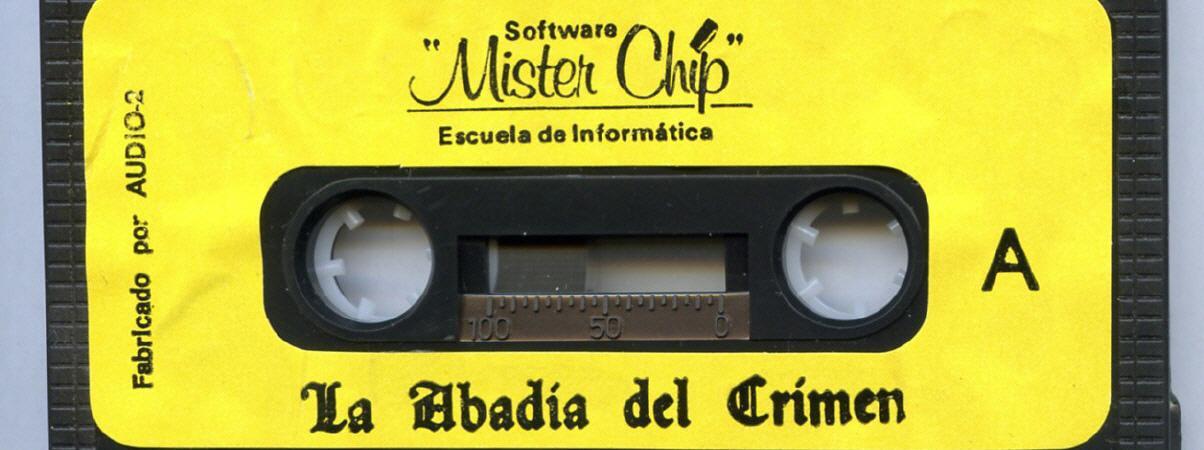Abadía del crimen cinta