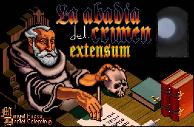 La Abadía del Crimen Extensum