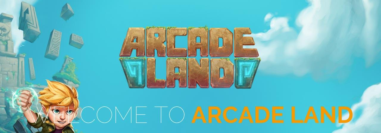 Arcade Land Web