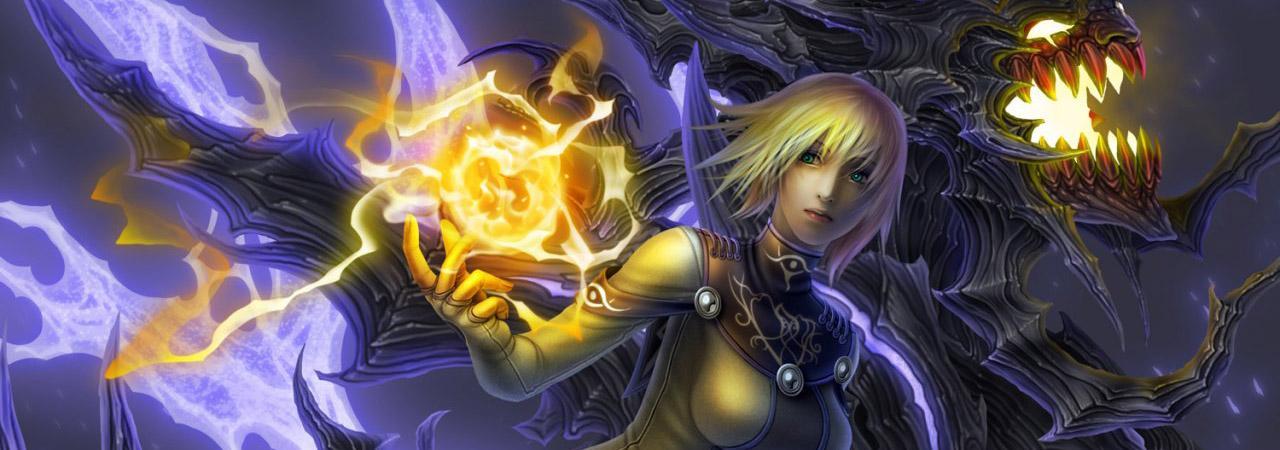 Bearer es una de las protagonistas de Anima: Gate of Memories