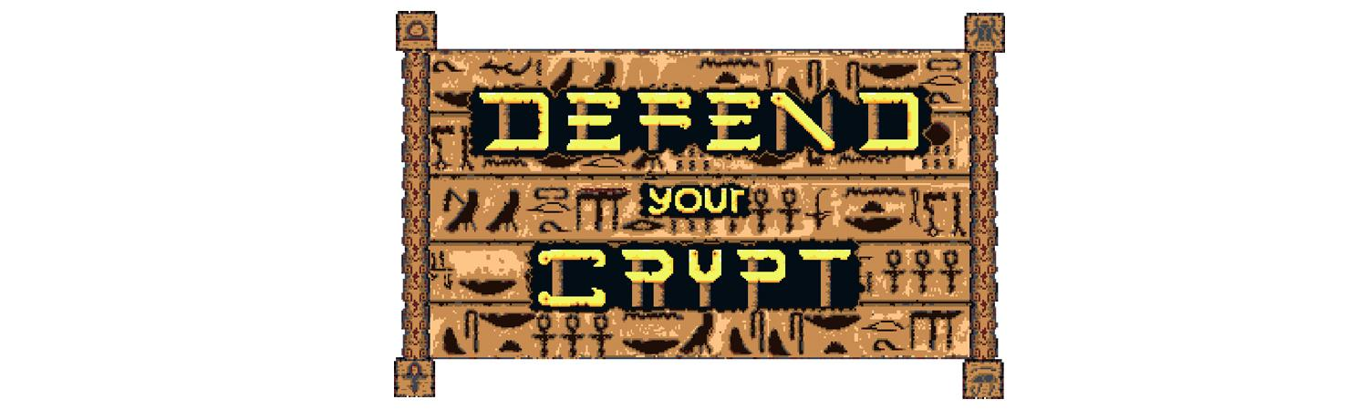 Defend Your Crypt - Logo