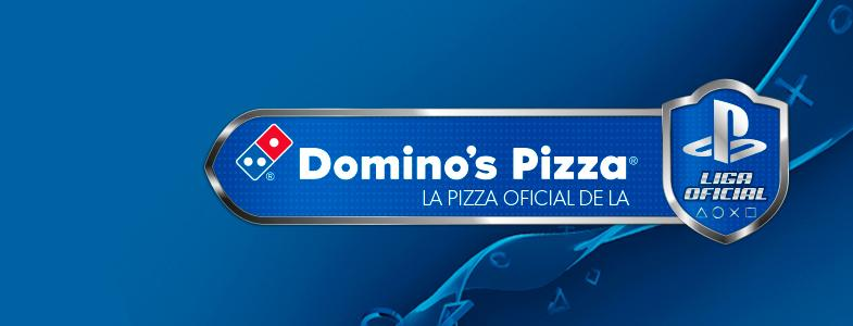 Domino's Pizza Liga PlayStation