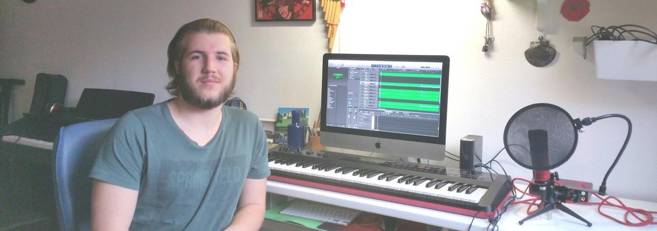 Entrevista Miguel Valladares, compositor de Nubla