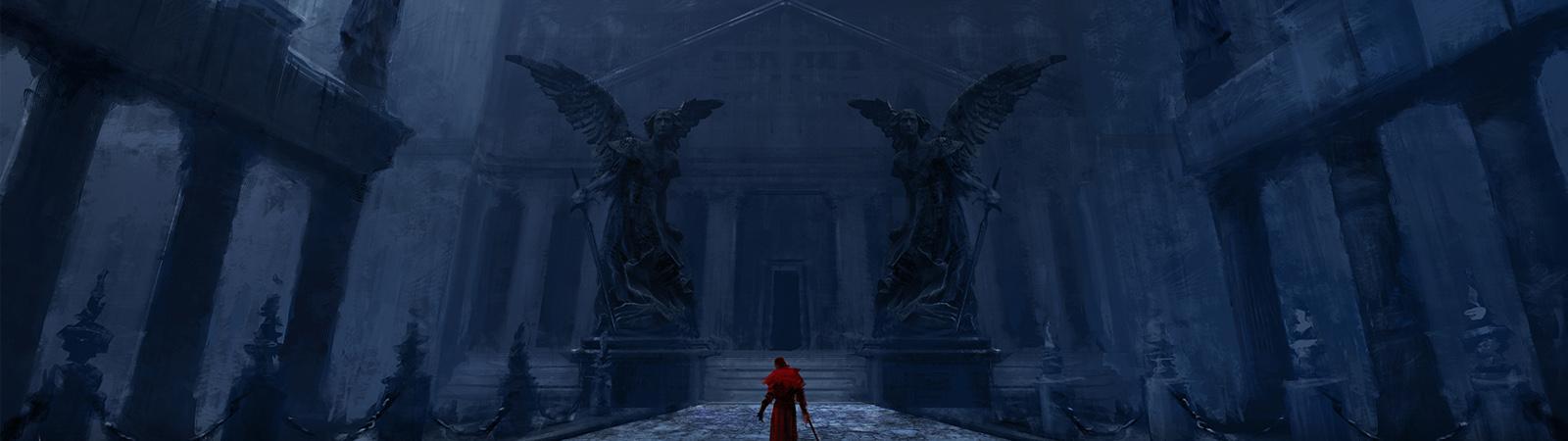 ESNE Castlevania MercurySteam Monsters Pit