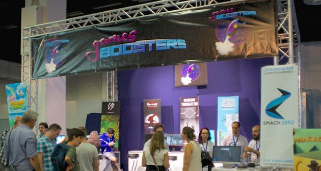 Gameboosters Gamescom 2015