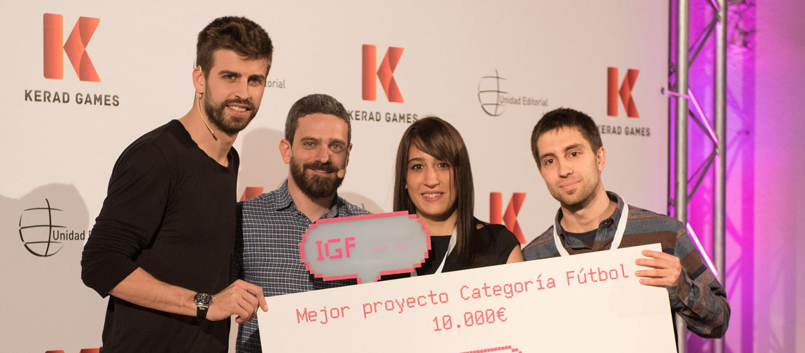 Independev Game Fest - Premios