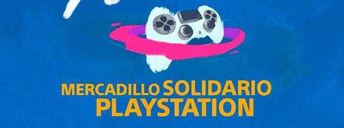 Mercadillo Solidario PlayStation