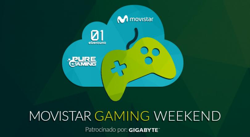 Movistar Gaming Weekend