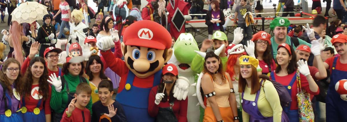 Nintendo - Salón del Cómic de Barcelona