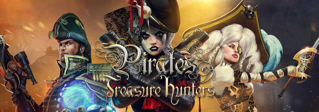 Pirates Treasure Hunters beta disponible