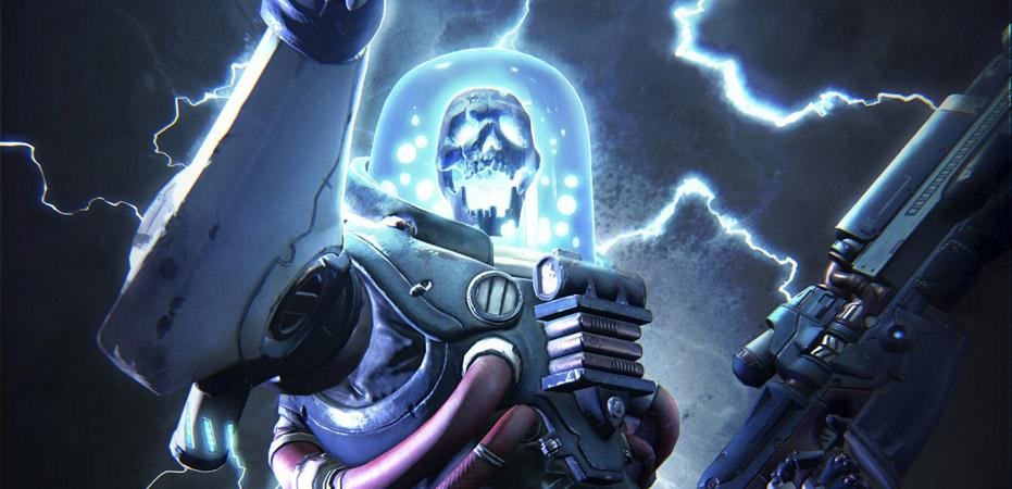 Raiders of the Broken planet, lo nuevo de Mercury Steam