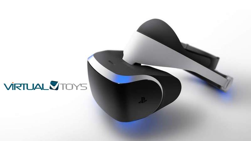 Virtual Toys PlayStation VR