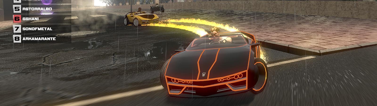 Wincars Racer cabecera nueva