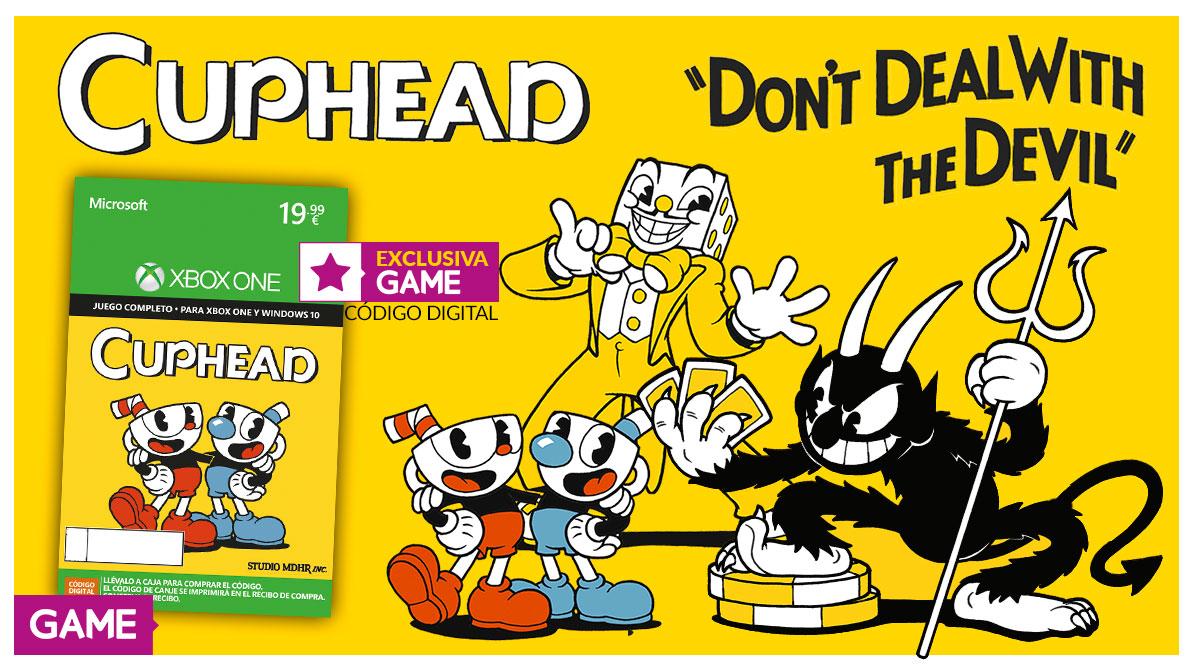 Cuphead GAME